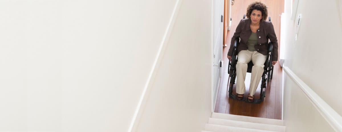 Tactile Flooring att tillgänglighetsanpassa lokaler