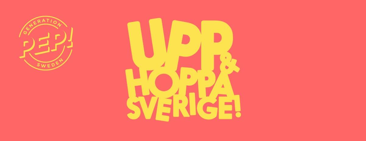 Upp och hoppa, Sverige!